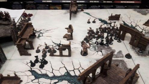 Battle Azog's Legion Vs Goblin Town