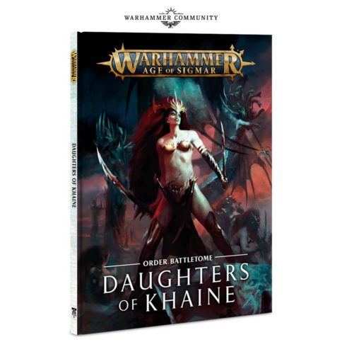 The Daughters of Khaine Battletome