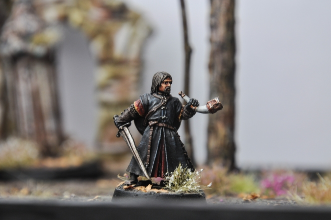 Boromir of Gondor (Fellowship Sculpt)