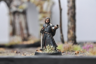 Boromir of Gondor (Fellowship Sculpt)