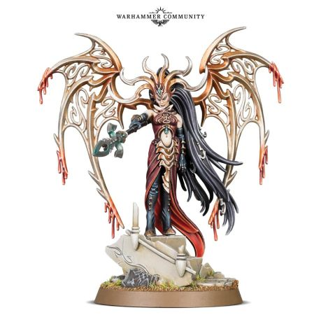Morathi, Queen of Shadows