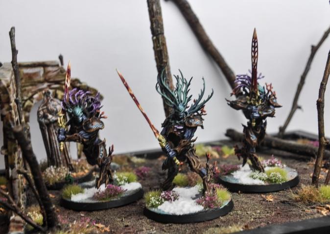 Kurnoth Hunters with Greatswords