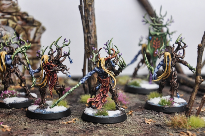 Tree Revenants Battle line 1