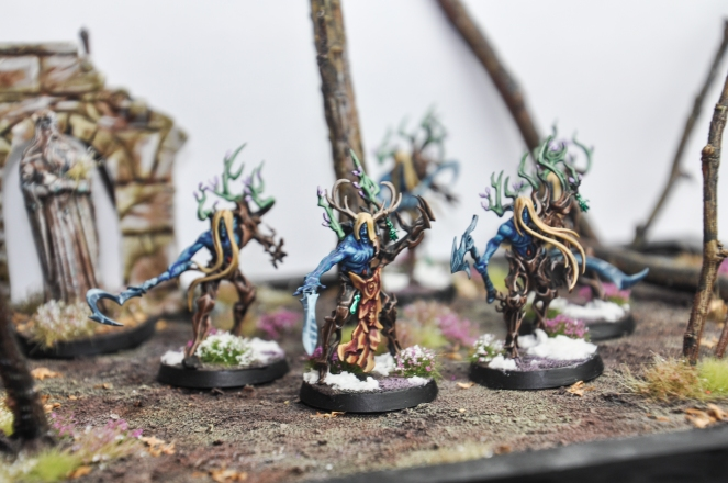 Tree Revenants Battle line 2